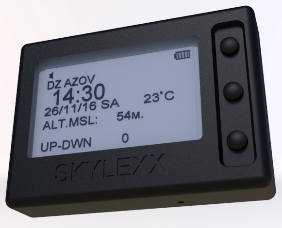 Altimeters SKYLEXX